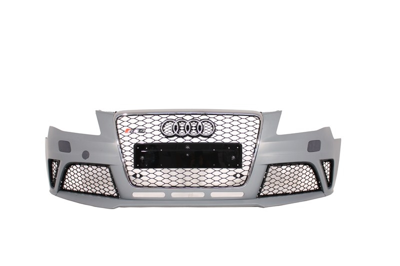 stossstange rs4 look inkl grill audi a4 s4 b8 8k 2007 2012