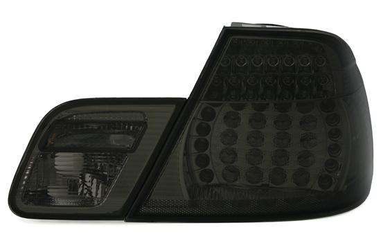 r ckleuchten e46 led facelift smoke bmw coupe. Black Bedroom Furniture Sets. Home Design Ideas