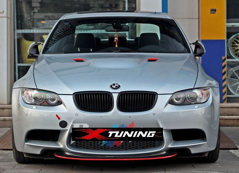 frontlippe crt typ carbon bmw m3 e92 e90 e93 frontspoiler. Black Bedroom Furniture Sets. Home Design Ideas