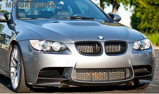 front flaps p type kunstoff bmw m3 e90 e92 e93 performance. Black Bedroom Furniture Sets. Home Design Ideas