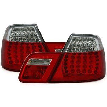 r ckleuchten e46 led facelift rot bmw coupe. Black Bedroom Furniture Sets. Home Design Ideas